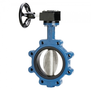 Dezurik Resilient On Center Seated Butterfly Valves (BOS-CL)