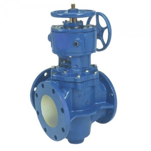 Dezurik 3-Way and 4-Way Plug Valves (PTW/PFW)