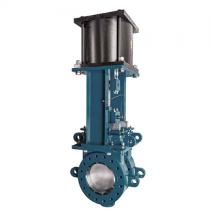Dezurik Double Block & Bleed Knife Gate Valves