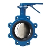 Dezurik Resilient Uninterrupted Seated Butterfly Valves (BOS-US)