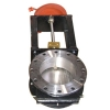 Hilton Coal Burner Isolation Knife Gate Valves